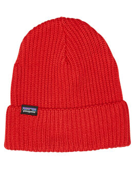 RINCON RED MENS ACCESSORIES PATAGONIA HEADWEAR - 29105RIRE