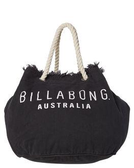 OFF BLACK WOMENS ACCESSORIES BILLABONG BAGS + BACKPACKS - 6681102BBLK