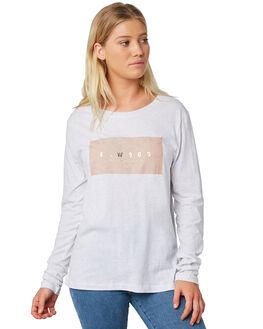 ICE MARLE WOMENS CLOTHING ELWOOD TEES - W91110IZW