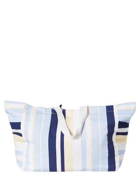 STEEL BLUE WOMENS ACCESSORIES SEAFOLLY BAGS + BACKPACKS - 71627-BGSTLB