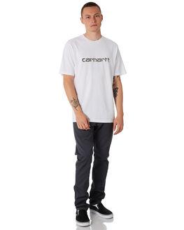 WHITE MENS CLOTHING CARHARTT TEES - I02380302