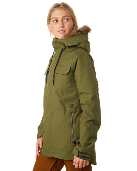 MILITARY BOARDSPORTS SNOW VOLCOM WOMENS - H0451913MIL