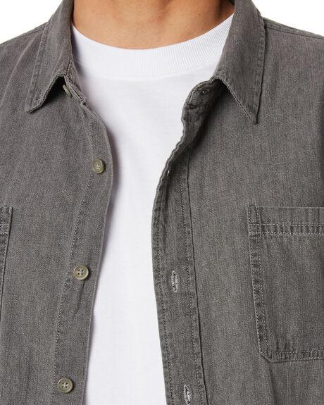 GREY MENS CLOTHING SWELL SHIRTS - S5204167GREY