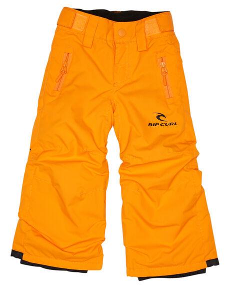PERSIMON ORANGE BOARDSPORTS SNOW RIP CURL KIDS - SOPAD44889