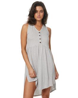 JERSEY STRIPE WOMENS CLOTHING SAINT HELENA DRESSES - SH2A123JJERS
