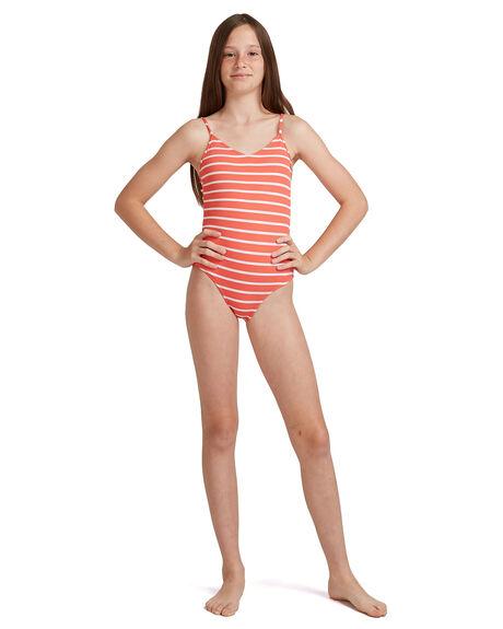 DEEP SEA CORAL KIDS GIRLS ROXY SWIMWEAR - ERGX103084-MLF0