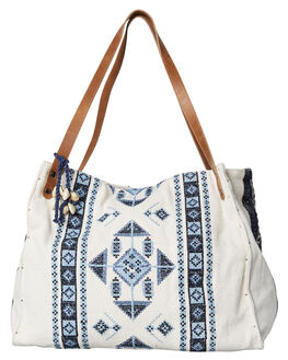 WHITE WOMENS ACCESSORIES TIGERLILY BAGS - T481824WHT