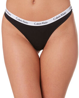 BLACK WOMENS CLOTHING CALVIN KLEIN SOCKS + UNDERWEAR - BD11617001