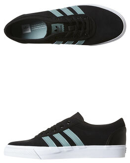 BLACK STEEL WHITE MENS FOOTWEAR ADIDAS ORIGINALS SNEAKERS - B27759BKST