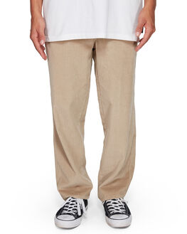 LIGHT KHAKI MENS CLOTHING BILLABONG PANTS - BB-9507308-LKH