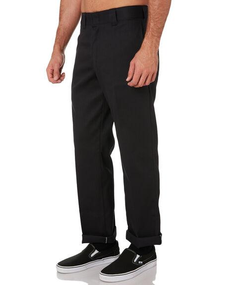 BLACK MENS CLOTHING DICKIES PANTS - 874FBK