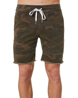 SHANGHAI CAMO MENS CLOTHING NENA AND PASADENA SHORTS - NPMGDS001SHAC