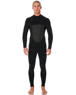 BLACK BOARDSPORTS SURF XCEL MENS - MC43DRP8BLK