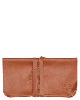 TAN WOMENS ACCESSORIES SWELL PURSES + WALLETS - S51741865TAN