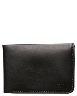 BLACK MENS ACCESSORIES BELLROY WALLETS - WTLABLK