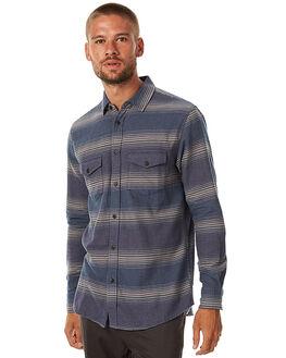 INDIGO MENS CLOTHING KATIN SHIRTS - WVSADF16IND
