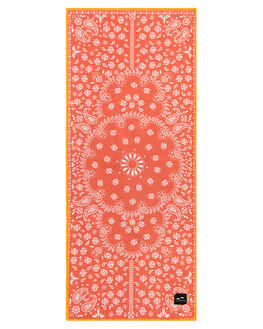 RED WOMENS ACCESSORIES SLOWTIDE TOWELS - ST326RED