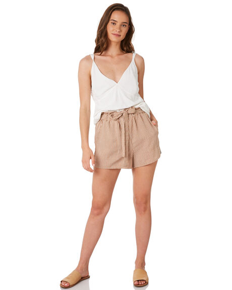 DESERT WOMENS CLOTHING RHYTHM SHORTS - JAN20W-WS04DSRT
