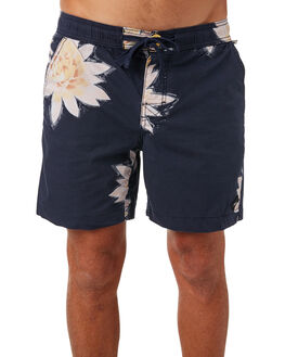 NAVY MENS CLOTHING THE CRITICAL SLIDE SOCIETY BOARDSHORTS - BS1835NVY