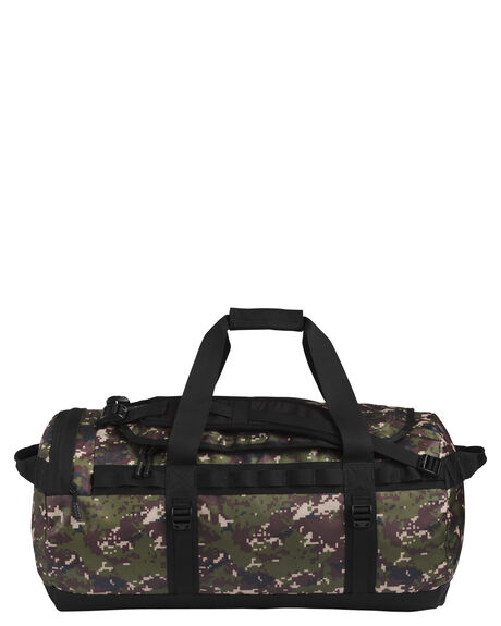 BURNT OLIVE MENS ACCESSORIES THE NORTH FACE BAGS + BACKPACKS - NF0A3ETPPU4