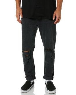 ORDER BLACK MENS CLOTHING ABRAND JEANS - 814874894