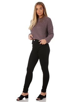 SHARK WOMENS CLOTHING ARCAA MOVEMENT KNITS + CARDIGANS - 1A003-1SKRK