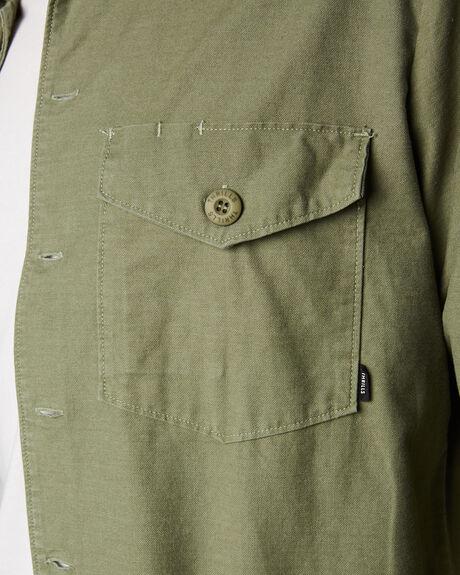 JUNGLE ARMY MENS CLOTHING THRILLS SHIRTS - TH9-200FJNARM