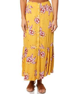 MULTI WOMENS CLOTHING SOMEDAYS LOVIN SKIRTS - IL18S2431MUL
