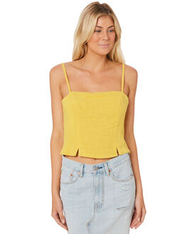 TURMERIC WOMENS CLOTHING BILLABONG FASHION TOPS - 6582095UME