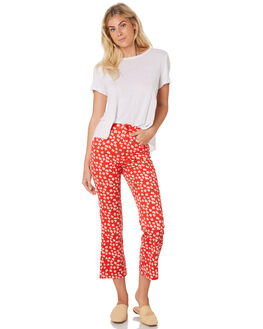 RED WOMENS CLOTHING INSIGHT PANTS - 5000003225RED