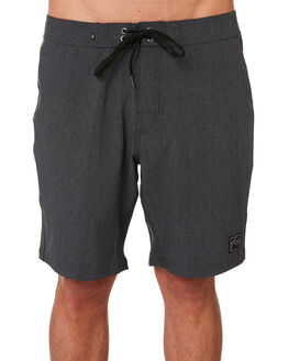 DARK GREY MARLE MENS CLOTHING RUSTY BOARDSHORTS - BSM1169DGM
