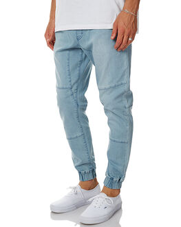 LIGHT DENIM MENS CLOTHING ACADEMY BRAND PANTS - 17W140LDEN