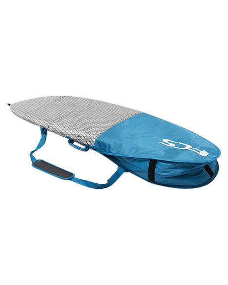TEAL SURF HARDWARE FCS BOARDCOVERS - BDY-060-AP-TEL
