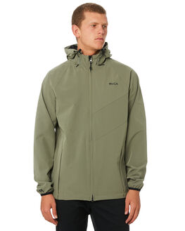 FATIGUE MENS CLOTHING RVCA JACKETS - R183438FATGE