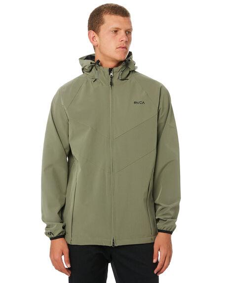 FATIGUE MENS CLOTHING RVCA JACKETS - R183438FATGE