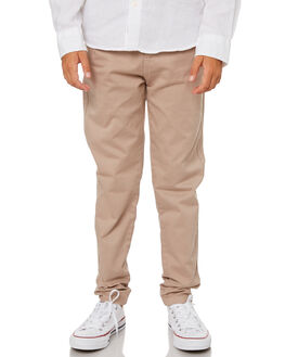 CONCRETE KIDS BOYS ACADEMY BRAND PANTS - B19S104CON