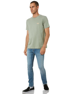 CRISPY STONE MENS CLOTHING NUDIE JEANS CO JEANS - 113237CSTN