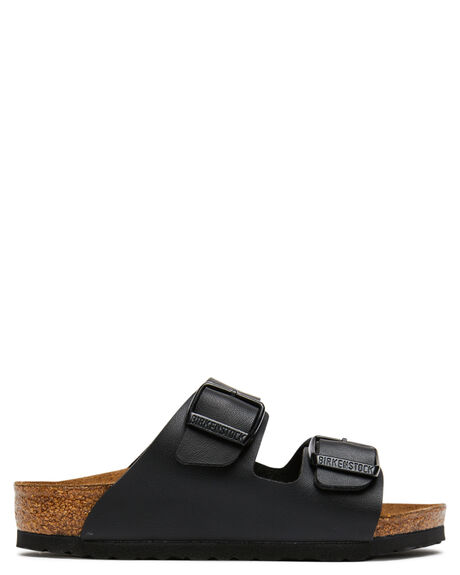 BLACK KIDS BOYS BIRKENSTOCK THONGS - 555123BLK