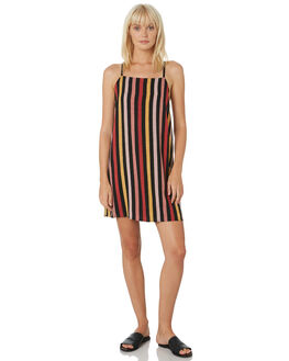 MULTI WOMENS CLOTHING VOLCOM DRESSES - B1331908MLT