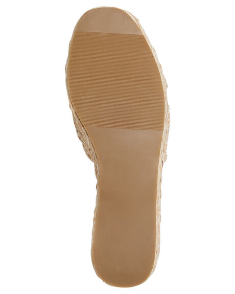 NATURAL WOMENS FOOTWEAR THERAPY HEELS - SOLE-3082NAT