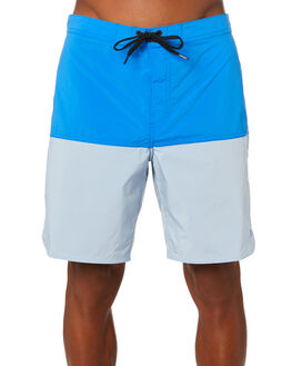 BLUE FOG PALACE BLUE MENS CLOTHING VANS BOARDSHORTS - VN0A49QTYMABLUF