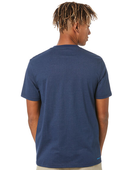 NAVY MENS CLOTHING RIP CURL TEES - CTEQX90049