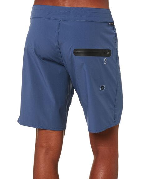 BLUE MENS CLOTHING STAY BOARDSHORTS - SBO-19106BLU