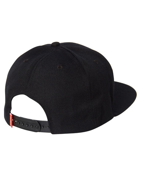 BLACK MENS ACCESSORIES DEPACTUS HEADWEAR - D51931613BLACK