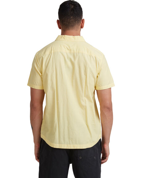 CANARY MENS CLOTHING RVCA SHIRTS - R315181-CO7