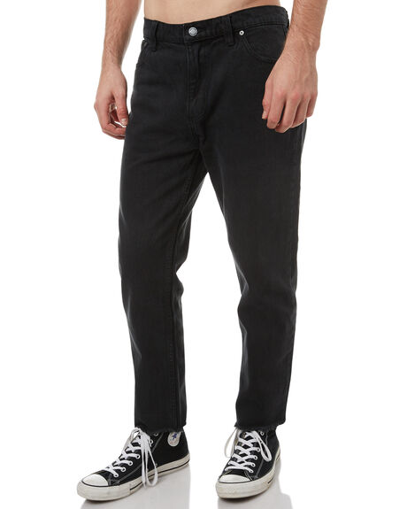 CHOPPER BLACK MENS CLOTHING ROLLAS JEANS - 150711335