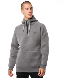GUNMETAL MENS CLOTHING IMPERIAL MOTION JUMPERS - 201704006002GHTR