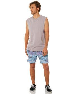 DUSTY BLUE MENS CLOTHING BILLABONG BOARDSHORTS - 9581432DBLU