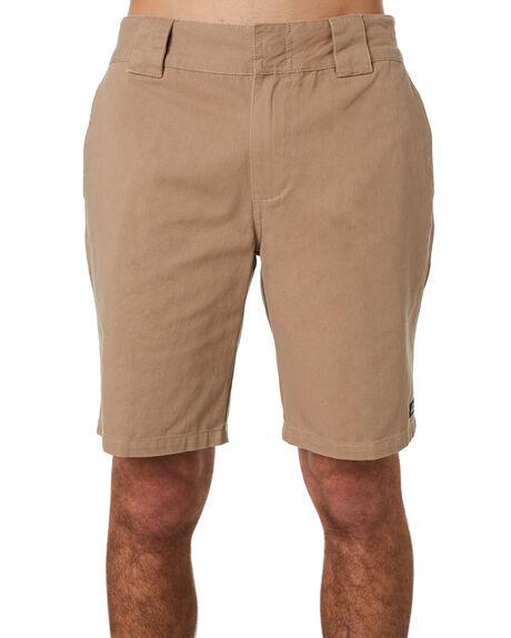 KHAKI MENS CLOTHING DICKIES SHORTS - K3130809KHA