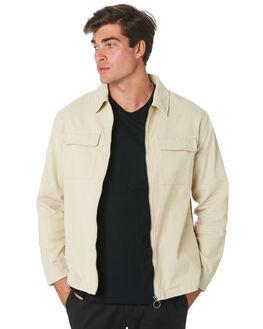 NATURAL MENS CLOTHING NO NEWS JACKETS - N5183381NATRL